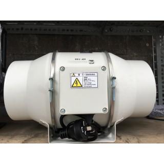 quạt hút dẫn ống siêu êm phi 150mm, 220v